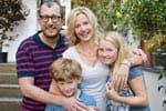 Familie Heins bewirbt den Telekom Magenta 1 Vorteil