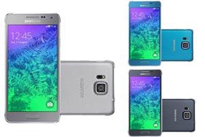 Samsung Galaxy Alpha mit Telekom MagentaMobil Vertrag