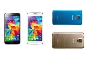 Samsung Galaxy S5 LTE+ mit Telekom MagentaMobil Vertrag