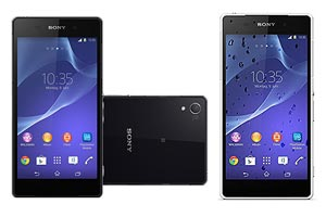 Sony Xperia Z2 günstig mit Telekom MagentaMobil Vertrag