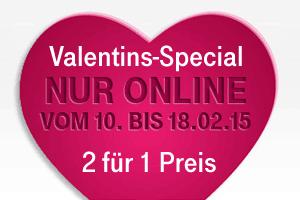 Telekom Valentins-Aktion: 2 Smartphones zum Preis von 1
