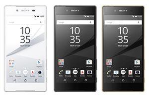 Sony Xperia Z5 günstig mit Telekom MagentaMobil Vertrag