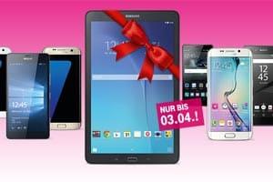 Telekom Aktion: Gratis Tablet zu jedem neuen Smartphone