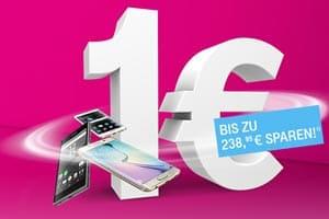 Telekom Top-Smartphone-Wochen: jetzt bis zu 238,95 € sparen
