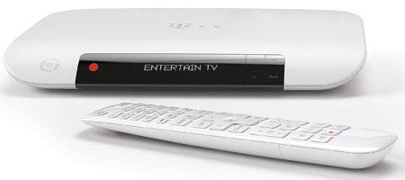Telekom MR 400 in weiß (Entertain Media Receiver 400)