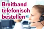 Telekom Breitband Internet Tarife hier telefonisch bestellen