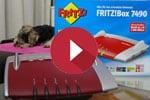 Video-Vorstellung: AVM Fritz!Box 7490 für Telekom DSL / VDSL Anschluss