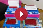 Video: Vergleich AVM FritzBox 7590 / 7580 / 7490 / 7430 für Telekom DSL
