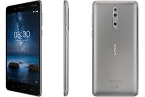 Nokia 8 günstig mit Telekom MagentaMobil Tarif