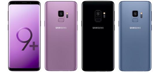 Samsung Galaxy S9+ günstig mit Telekom MagentaMobil Tarif