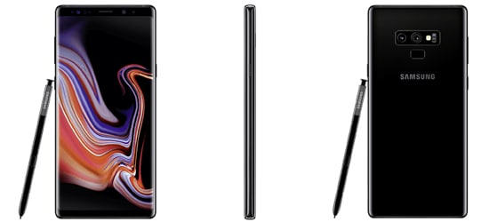 Samsung Galaxy Note 9 - günstig mit Telekom MagentaMobil Tarif