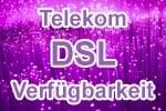 Telekom DSL Verfügbarkeit prüfen (Check / Karte vom Netzausbau)