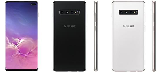 Samsung Galaxy S10+ - günstig mit Telekom MagentaMobil Tarif