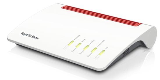 AVM FritzBox 7590 - WLAN Router
