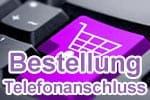 Bestellung Telekom Telefonanschluss - online und telefonisch