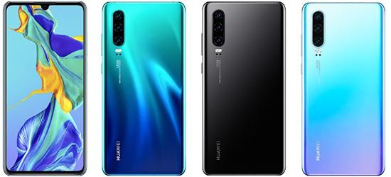 Huawei P30 - günstig mit Telekom MagentaMobil Tarif