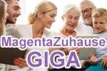 Telekom MagentaZuhause GIGA