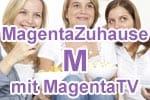 Telekom MagentaZuhause M mit MagentaTV
