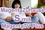 Telekom MagentaZuhause S mit MagentaTV Plus