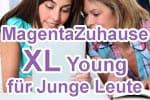 Telekom MagentaZuhause XL Young für Junge Leute