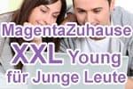 Telekom MagentaZuhause XXL Young für Junge Leute