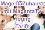 Telekom MagentaZuhause Young mit MagentaTV Tarife für Junge Leute