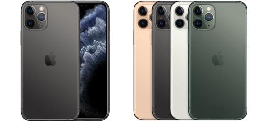 Apple iPhone 11 Pro Max mit Telekom Vertrag (MagentaMobil Tarife)