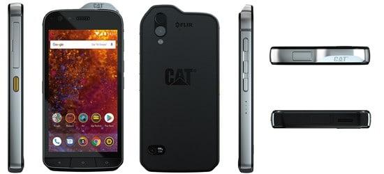 CAT S61 mit Telekom Vertrag (MagentaMobil Tarife)
