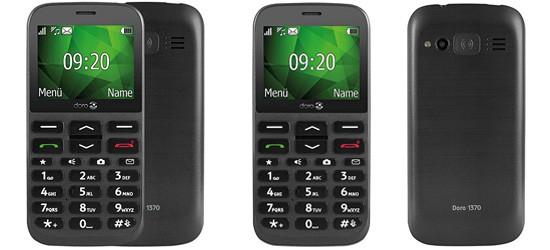 Doro 1370 mit Telekom Vertrag (MagentaMobil Tarife)