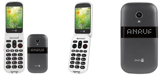 Doro 6050 mit Telekom Vertrag (MagentaMobil Tarife)