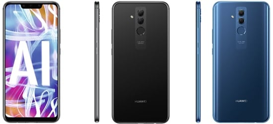 Huawei Mate 20 lite mit Telekom Vertrag (MagentaMobil Tarife)