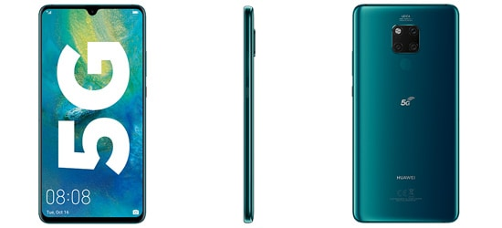 Huawei Mate 20 X 5G mit Telekom Vertrag (MagentaMobil Tarife)