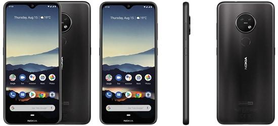 Nokia 7.2 mit Telekom Vertrag (MagentaMobil Tarife)