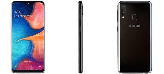 Samsung Galaxy A20e mit Telekom Vertrag (MagentaMobil Tarife)