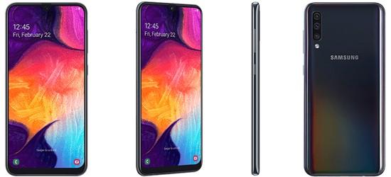 Samsung Galaxy A50 mit Telekom Vertrag (MagentaMobil Tarife)