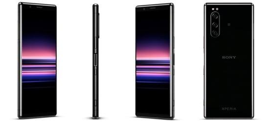 Sony Xperia 5 mit Telekom Vertrag (MagentaMobil Tarife)
