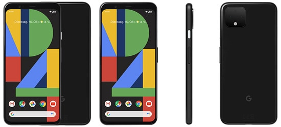 Google Pixel 4 mit Telekom Vertrag (MagentaMobil Tarife)