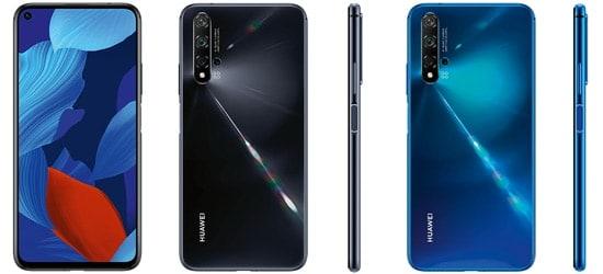 Huawei nova 5T mit Telekom Vertrag (MagentaMobil Tarife)