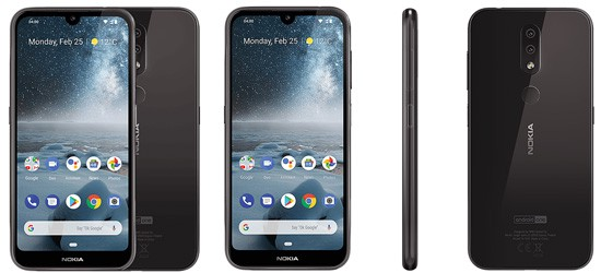 Nokia 4.2 mit Telekom Vertrag (MagentaMobil Tarife)