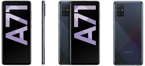 Samsung Galaxy A71 mit Telekom Vertrag (MagentaMobil Tarife)