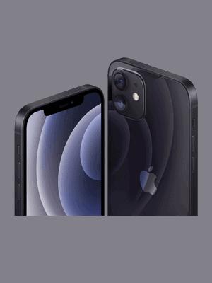 Telekom - Apple iPhone 12 - schräge Ansicht