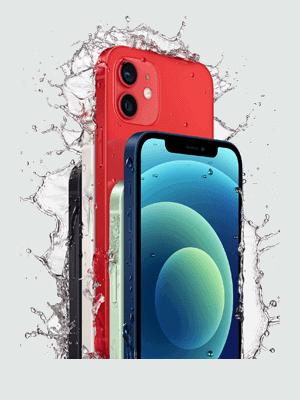 Telekom - Apple iPhone 12 - wasserfest und staubdicht