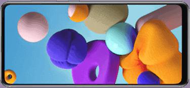 Display vom Samsung Galaxy A21s