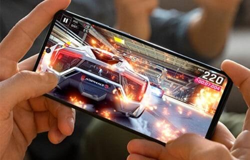Display vom Samsung Galaxy A71