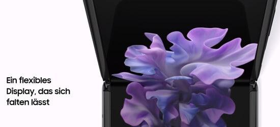 Display vom Samsung Galaxy Z Flip