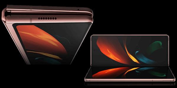 Display des Samsung Galaxy Z Fold2 5G