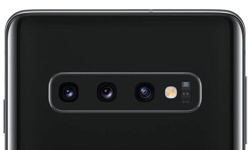 Kamera vom Samsung Galaxy S10