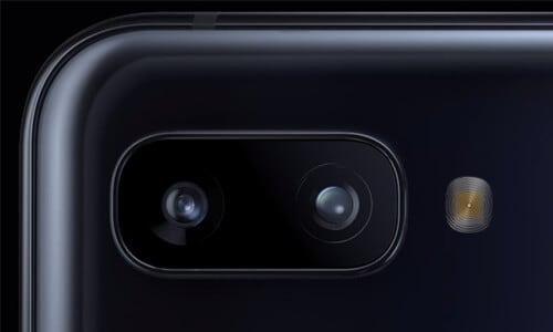 Kamera vom Samsung Galaxy Z Flip