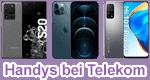 Telekom Handy mit Vertrag / Smartphones