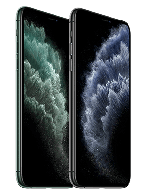 Telekom - Apple iPhone 11 Pro Max - seitlich